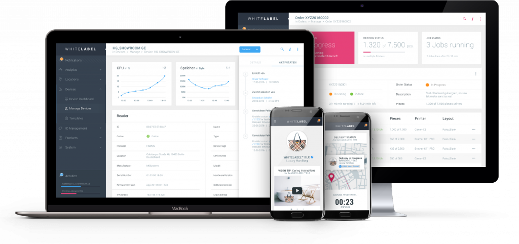 GoodsTag's Smart Product Services Platform
